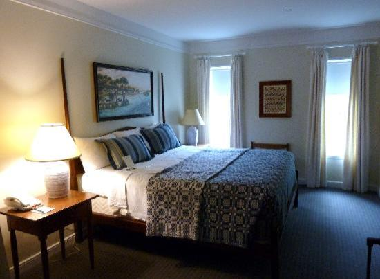 Williamsburg Lodge, Autograph Collection : Our room