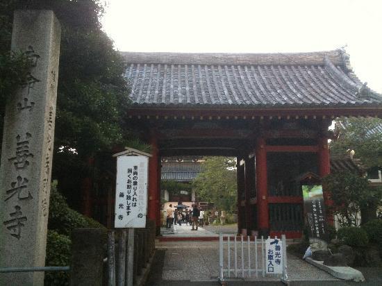 มินาโตะ, ญี่ปุ่น: 善光寺別院(港区北青山)