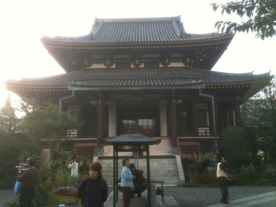 Minato, Giappone: 善光寺別院 本堂2