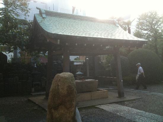 Zenkoji Temple: 善光寺別院