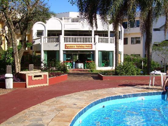 Iguassu Holiday Hotel: parque del hotel