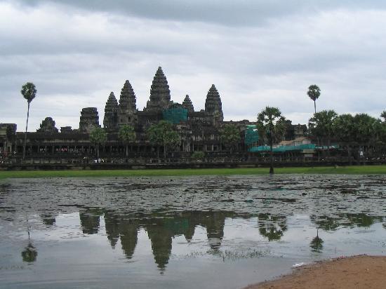 Siem Reap Garden Inn: Angkor Wat