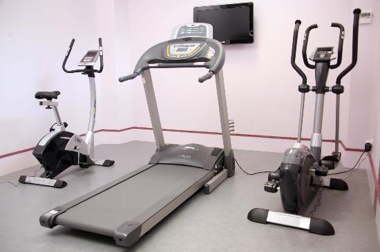 Best Western Plus Hotel Richelieu : Salle de Fitness