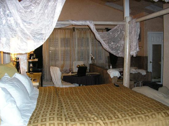 Stargazer Inn and Suites: Honeymoon Suite
