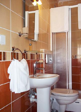 City Guesthouse Istanbul: bath