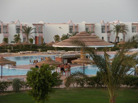 Fantazia Resort: Anlage