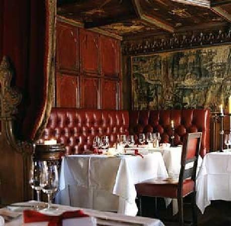 The original Witchery dining room - Picture of The Witchery by the ...