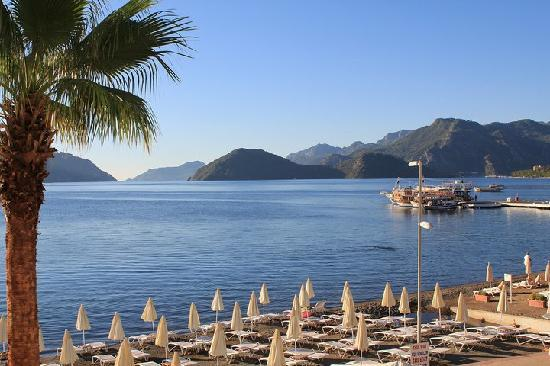 Hotel Marbella: Fabulous Scenery