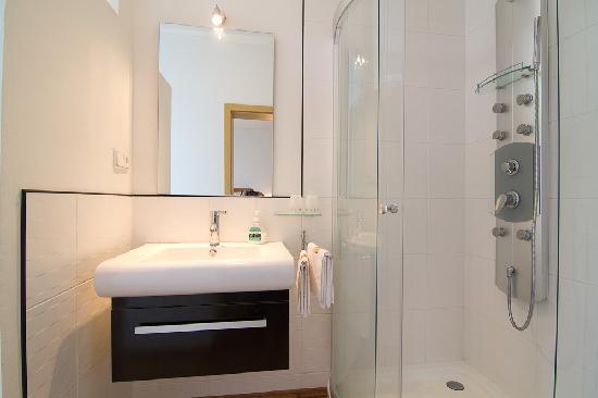Pension A5A, Karlovy Vary - Bathroom