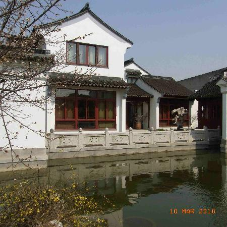wohnen im garten bild von suzhou jiangsu tripadvisor. Black Bedroom Furniture Sets. Home Design Ideas