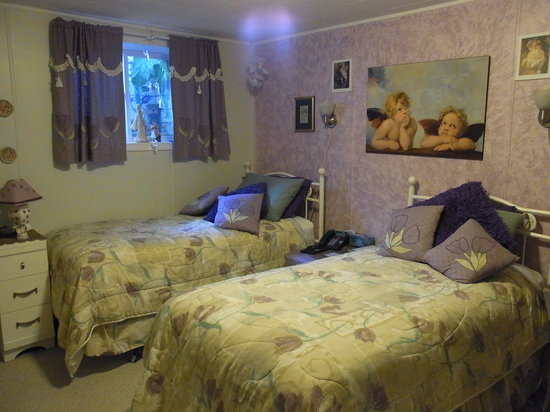 Embleton House Bed and Breakfast: ルーム