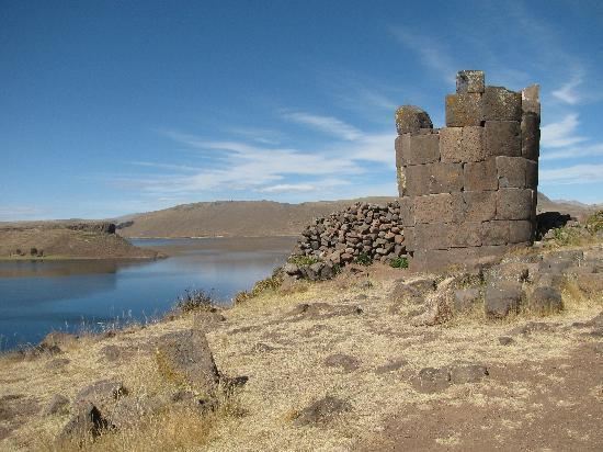 Camino Real Turistico: Ruinen bei Puno