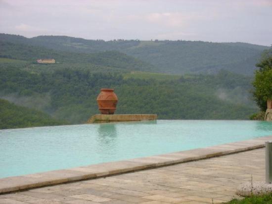 Fattorie Santo Pietro: piscina