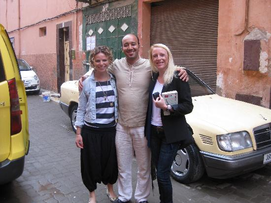 Riad Elizabeth: Kamal- the perfect local guide