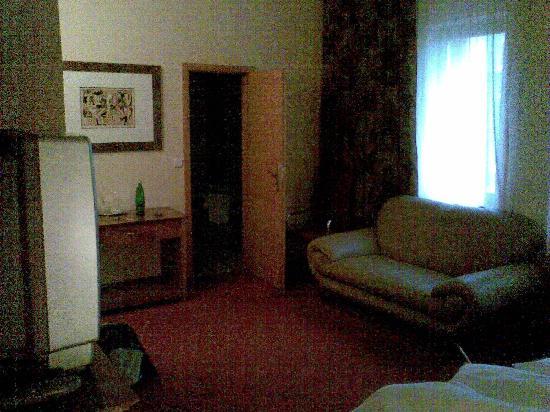 Hotel Plaza: Zimmer