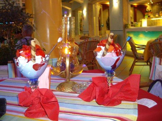 Hotel Domingo: Elke dag een andere ijssalon uitproberen