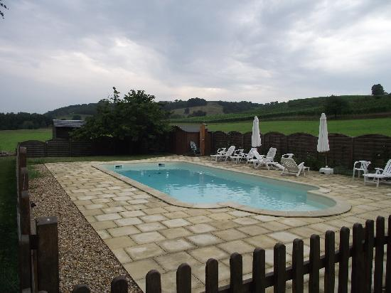 Ferme de Candeloup : Swiming pool