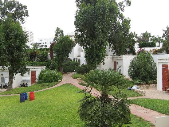 Le Parc Et Les Bungalows Picture Of Club Med Agadir Morocco Tripadvisor