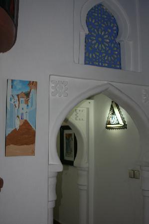 Hotel Hicham: hicham hotel