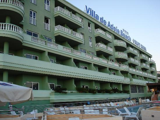 ホテル ヴィラ デ アデヘ ビーチ Image