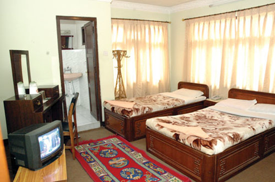 Siesta Guest House : Double bed room