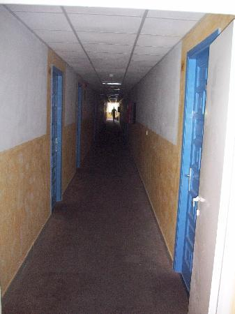 Apartments Sol B : the scary corridor