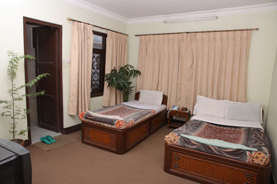 Siesta Guest House : Standard double bed room