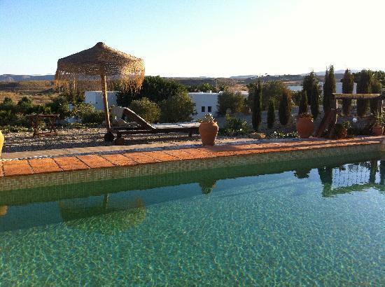 Cortijo Los Malenos: Amazing swimming pool