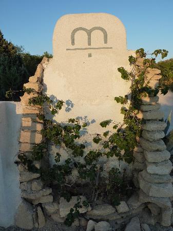 Cortijo Los Malenos: Main entrance