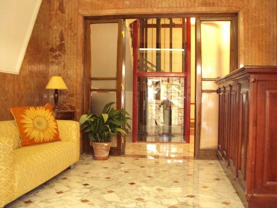 Hotel Astor : Ingresso
