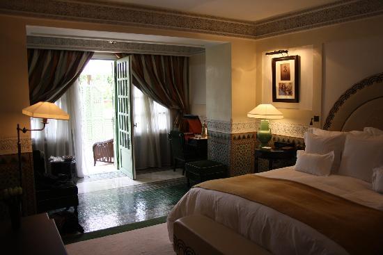 The bathroom picture of la mamounia marrakech marrakech tripadvisor - Prix chambre hotel mamounia marrakech ...