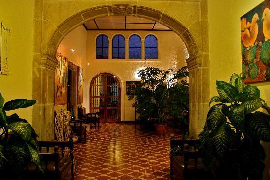 Hotel Modelo: Lobby