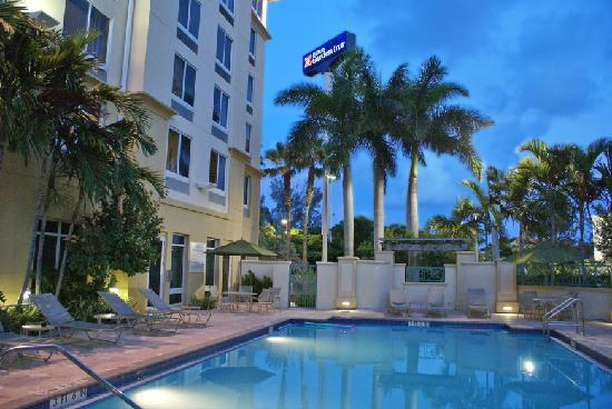 Hilton Garden Inn Ft Lauderdale Airport Cruise Port Updated 2017 Hotel Reviews Price