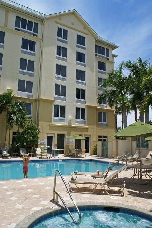 Hilton garden inn ft lauderdale airport cruise port updated 2017 hotel reviews price for Hilton garden inn ft lauderdale airport