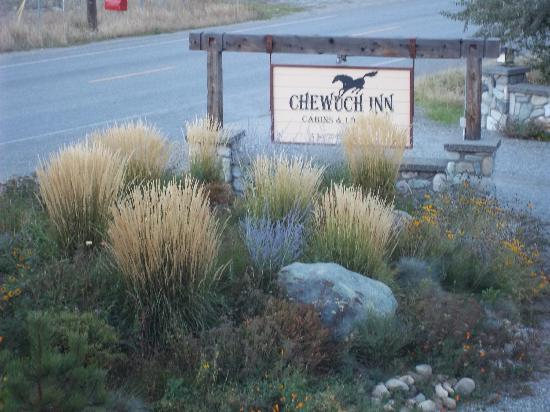 Chewuch Inn & Cabins: Entrance