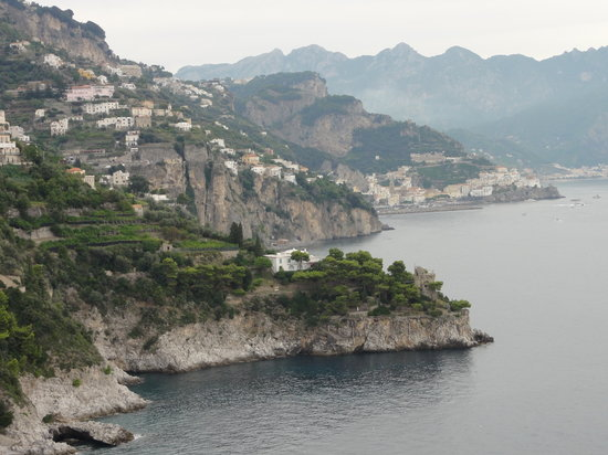 Aldo Limos: Amalfi Coast
