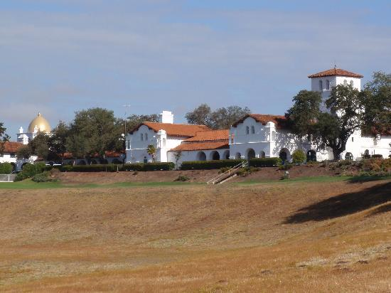 The Hacienda: Front of Hacienda