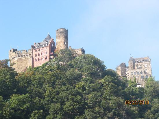 Oberwesel, Germany: hotel