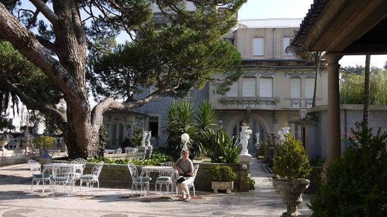 Castelo de Santa Caterina: The garden