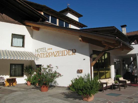 Hotel Residenz Pazeider: Hotel Front