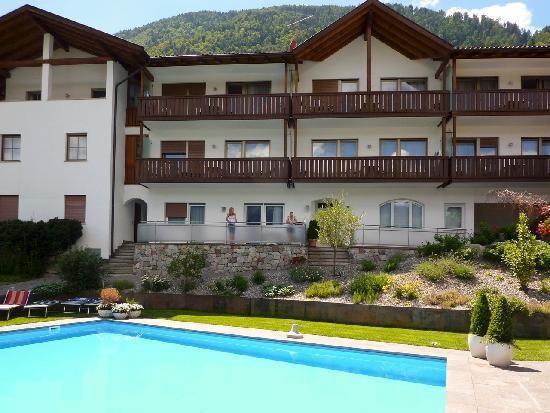 Hotel Residenz Pazeider: Residence