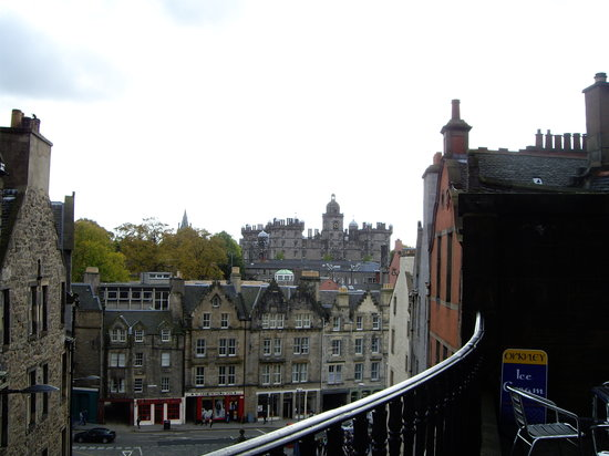Real Tours Edinburgh : colegio harry potter