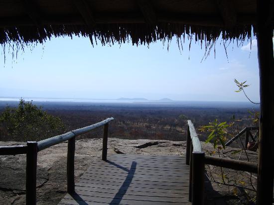 Maweninga Camp: The view!