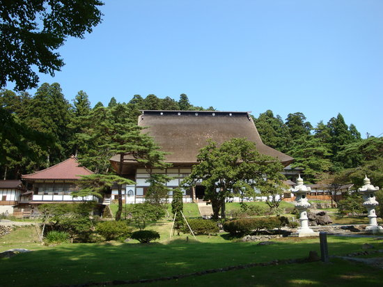 Oshu, Japonia: 境内