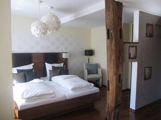 Die Reichsstadt: Our room