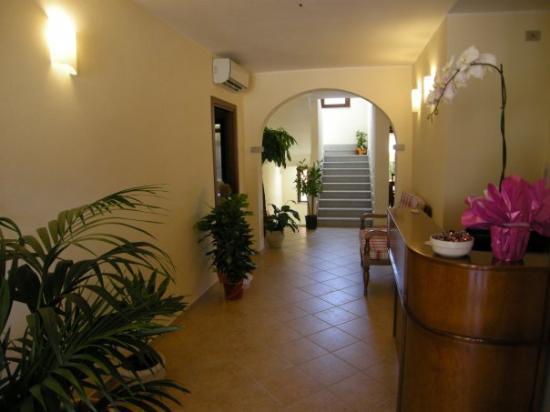 Il Girasole Hotel: ENTRATA