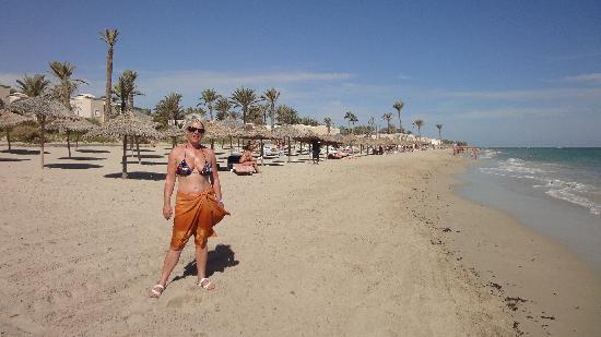 Zita Beach Resort: la plage privée