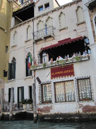 Al Ponte Antico Hotel: Al Ponte Antico