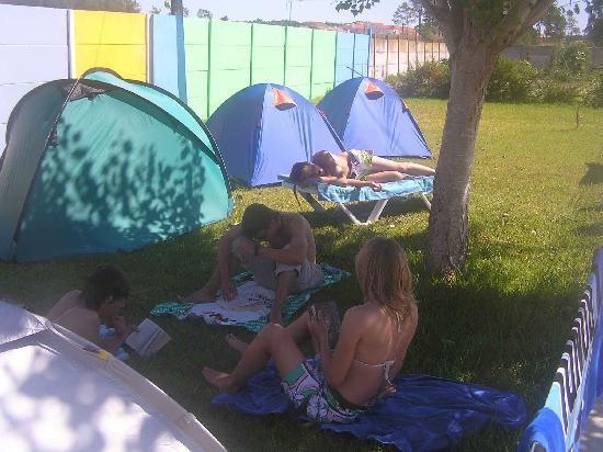Careca Surfcamp: Unterkunft