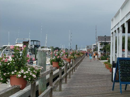 Beaufort Board walk